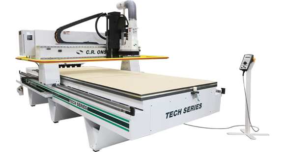 C.R. Onsrud Tech Series CNC Machine